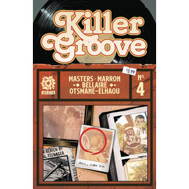 Aftershock Comics KILLER GROOVE #4