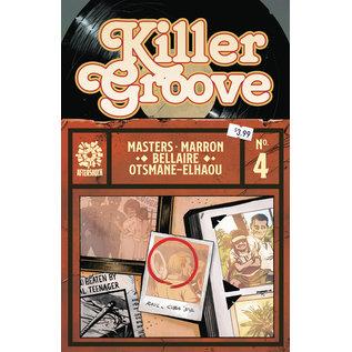 Aftershock Comics KILLER GROOVE #4