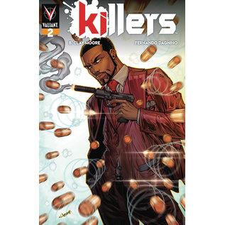 KILLERS #2 (OF 5) CVR A MEYERS