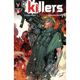 KILLERS #3 (OF 5) CVR A MEYERS
