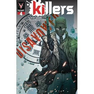KILLERS #4 (OF 5) CVR A MEYERS