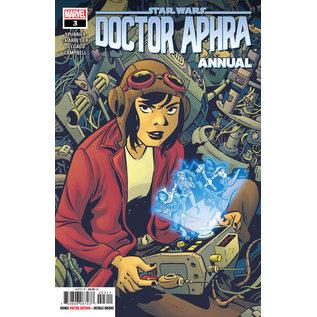 Marvel Comics STAR WARS DOCTOR APHRA ANNUAL #3