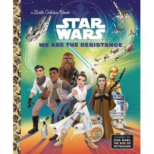 STAR WARS LITTLE GOLDEN BOOK WE ARE RESISTANCE (C: 0-1-0)