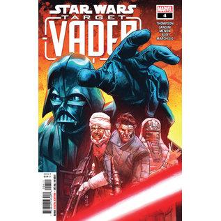 Marvel Comics STAR WARS TARGET VADER #04 (OF 6)