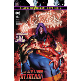 DC Comics ACTION COMICS #1014 YOTV DARK GIFTS
