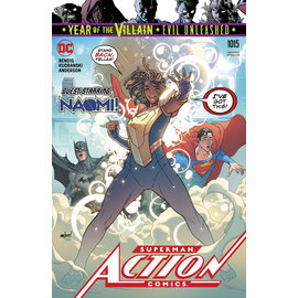 DC Comics ACTION COMICS #1015 YOTV