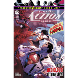 DC Comics ACTION COMICS #1016 YOTV