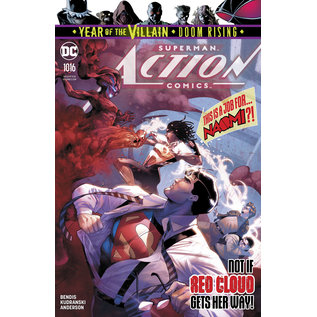 DC Comics ACTION COMICS #1016 YOTV