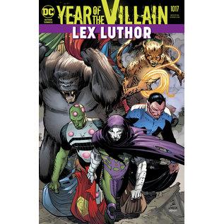 DC Comics ACTION COMICS #1017 YOTV ACETATE