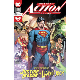DC Comics ACTION COMICS #1018