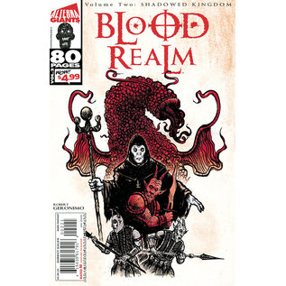 ALTERNA COMICS ALTERNA GIANTS BLOOD REALM VOL 02 (MR)