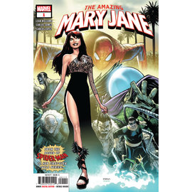 Marvel Comics AMAZING MARY JANE #1