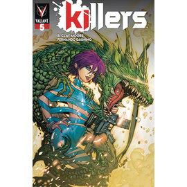 KILLERS #5 (OF 5) CVR A MEYERS