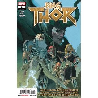 Marvel Comics KING THOR #1 (OF 4)
