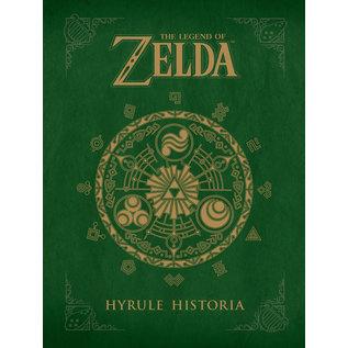 LEGEND OF ZELDA HYRULE HISTORIA HC NEW PTG