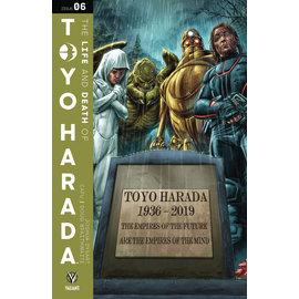 LIFE & DEATH OF TOYO HARADA #6 (OF 6) CVR C BRAITHWAITE