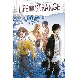 Titan Comics LIFE IS STRANGE #8 CVR A LEONARDI (MR)