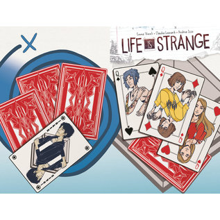 Titan Comics LIFE IS STRANGE #9 CVR A LEONARDI (MR)