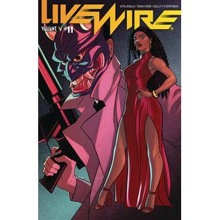 LIVEWIRE #11 CVR A LEE