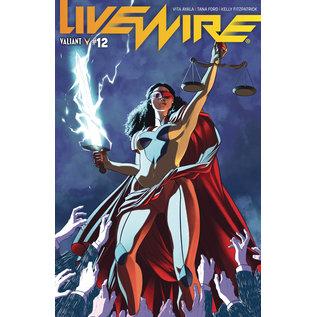 LIVEWIRE #12 CVR A LEE