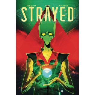 STRAYED #3 (OF 5) CVR A DOE