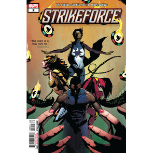 Marvel Comics STRIKEFORCE #2
