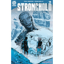 Aftershock Comics STRONGHOLD #5