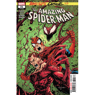 Marvel Comics AMAZING SPIDER-MAN #31 (2019) Absolute Carnage Tie-in