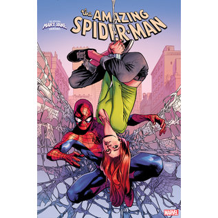 Marvel Comics AMAZING SPIDER-MAN #32 (2019) AMAZING MARY JANE VAR