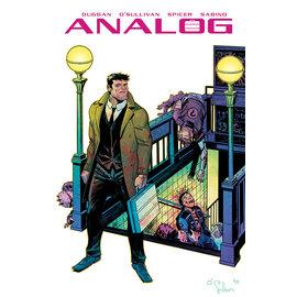 Image Comics ANALOG #9 CVR A O SULLIVAN (MR)