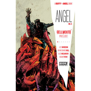 ANGEL #5 CVR A MAIN PANOSIAN
