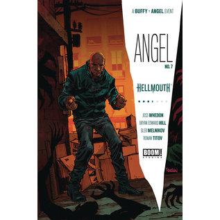 ANGEL #7 CVR A MAIN PANOSIAN