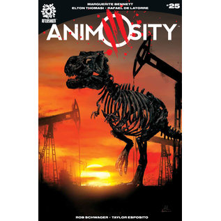 Aftershock Comics ANIMOSITY #25 (MR)