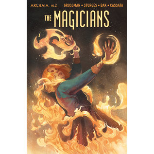 MAGICIANS #2 (OF 5) CVR A KHALIDAH (MR)