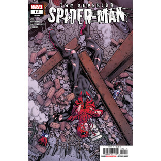 Marvel Comics SUPERIOR SPIDER-MAN #12