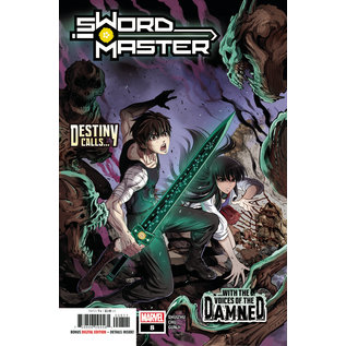 Marvel Comics SWORD MASTER #8