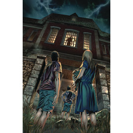 ZENESCOPE ENTERTAINMENT INC TALES OF TERROR BRIDGEWATER TRIANGLE #2 (OF 3) CVR A VITORIN