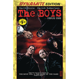 Dynamite THE BOYS #1 DYNAMITE DOLLAR ED (MR)