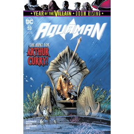 DC Comics AQUAMAN #53 YOTV