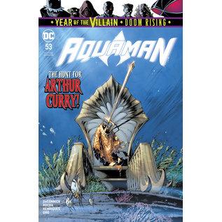 DC Comics AQUAMAN #53 YOTV