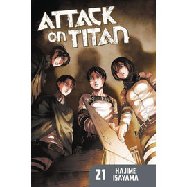 KODANSHA COMICS ATTACK ON TITAN VOL 22