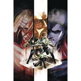 KODANSHA COMICS ATTACK ON TITAN VOL 24