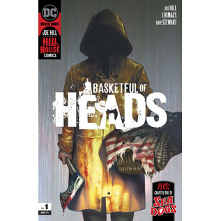 DC Comics BASKETFUL OF HEADS #1 (OF 6)