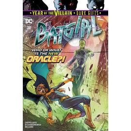 DC Comics BATGIRL #38 YOTV DARK GIFTS