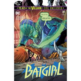 DC Comics BATGIRL #39 YOTV