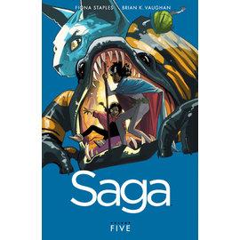 Image Comics SAGA TP VOL 5