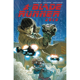 Titan Comics BLADE RUNNER 2019 TP VOL 01 WELCOME TO LOS ANGELES (MR)