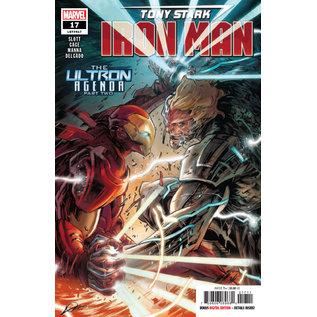 Marvel Comics TONY STARK: IRON MAN #17