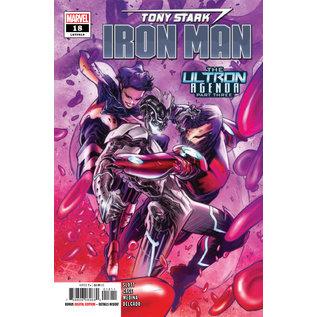 Marvel Comics TONY STARK: IRON MAN #18
