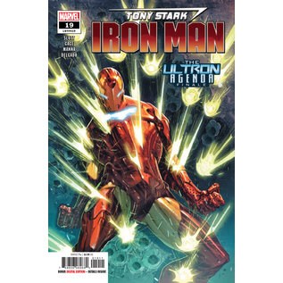 Marvel Comics TONY STARK: IRON MAN #19